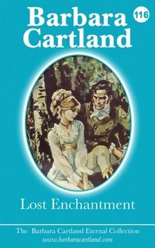 Barbara Cartland - Lost Enchantment [eKönyv: epub, mobi]
