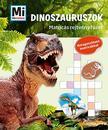 Mi MICSODA Matricás rejtvényfüzet - Dinoszauruszok<!--span style='font-size:10px;'>(G)</span-->