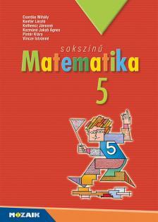 - MS-2305U SOKSZÍNŰ MATEMATIKA 5.