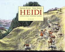 STAMM, PETER (JOHANNA SPYRI NYOMÁN) - Heidi