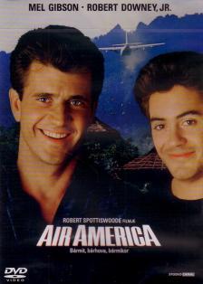Roger Spottiswoode - AIR AMERICA (B-ROLL)