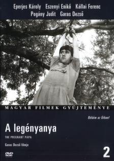 - LEGÉNYANYA  DVD  (MFGY. 2)