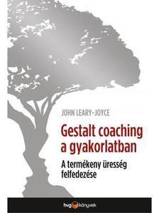 LEARY-JOYCE, JOHN - Gestalt coaching a gyakorlatban