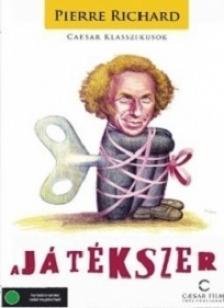 - A JÁTÉKSZER - DVD - PIERRE RICHARD