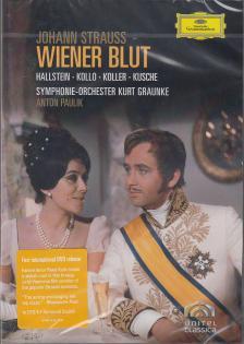 JOHANN STRAUSS - WIENER BLUT DVD