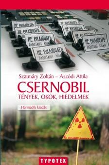 Szatmáry Zoltán - Aszódi Attila - Csernobil [eKönyv: pdf]