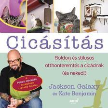 Jackson Galaxy, Kate Benjamin - Cicásítás