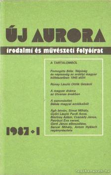Új aurora 1987/1 [antikvár]