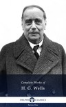 H. G. Wells - Delphi Complete Works of H. G. Wells (Illustrated) [eKönyv: epub,  mobi]
