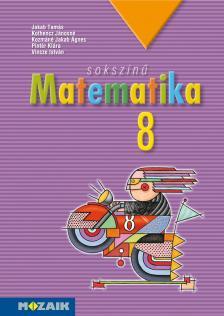 - MS-2308 SOKSZÍNŰ MATEMATIKA 8.