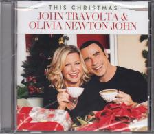 - THIS CHRISTMAS CD JOHN TRAVOLTA, OLIVIA NEWTON-JOHN