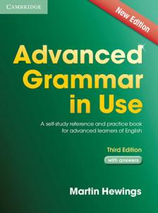 Martin Hewings - ADVANCED GRAMMAR IN USE-NEW ED.3RD WITH ANSWERS