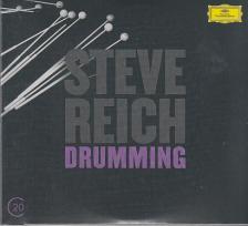 REICH, STEVE - DRUMMING CD STEVE REICH AND MUSICIANS