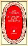NECULCE, ION - Letopiseţul ţarii Moldovei [antikvár]