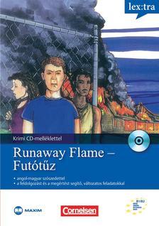 C. J. Niemitz - RUNAWAY FLAME - FUTÓTŰZ (KRIMI CD-MELLÉKLETTEL
