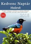 CSOSCH KIADÓ - Kedvenc Naptár 2018 - Madarak