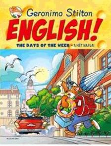 Geronimo Stilton - English! The Days of the Week - A hét napjai