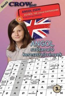 Nyitrai Edit - CROW 100 - ANGOL SZÓTANULÓ KERESZTREJTVÉNYEK 3.