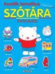 Kezdők tematikus szótára - Magyar-angol: Kirándulás<!--span style='font-size:10px;'>(G)</span-->