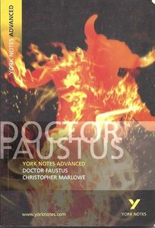 BARKER, JILL - Doctor Faustus [antikvár]