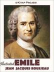 Jean Jacques Rousseau, Barbara Foxley, Murat Ukray - Emile [eKönyv: epub,  mobi]