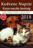CSOSCH KIADÓ - Kedvenc Naptár 2018 - Kutya-macska barátság