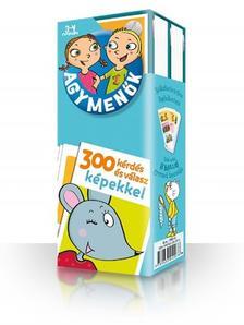 . - Agymenők kártyacsomag 3-4 éveseknek