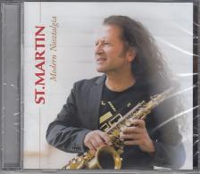 - MODERN NOSZTALGIA CD ST.MARTIN