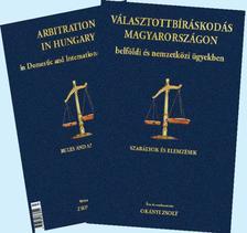 Okányi Zsolt - Választottbíráskodás Magyarországon - belföldi és nemzetközi ügyekben