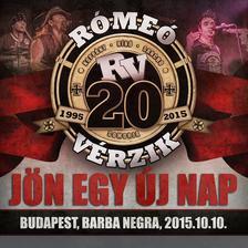 Rómeó Vérzik - Rómeó Vérzik:Jön egy új nap  DIGI CD+DVD