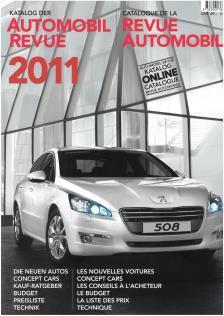 - Automobile Revue 2011 *****