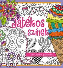 - Játékos színek - Színezőkönyv gyerekeknek