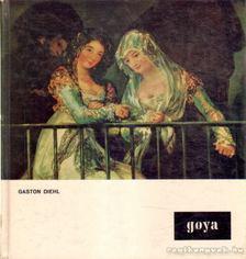 DIEHL, GASTON - Goya [antikvár]