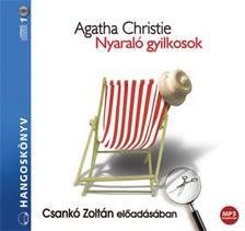 Agatha Christie - NYARALÓ GYILKOSOK - HANGOSKÖNYV