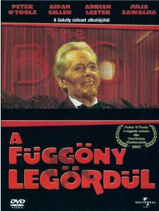- A FÜGGÖNY LEGÖRDÜL DVD PETER O`TOOLE