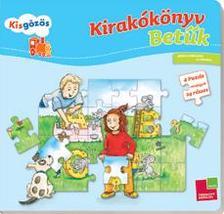- KISGŐZÖS KIRAKÓKÖNYV - BETŰK
