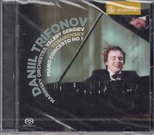 Tchaikovsky - PIANO CONCERTO NO. 1 CD