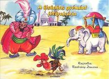 Radvány Zsuzsa - A KISKAKAS GYÉMÁNT FÉLKRAJCÁRJA - RAJZOLTA: RADVÁNY ZSUZSA -