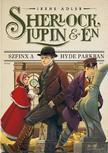 Irene Adler - Sherlock, Lupin és én 8.-Szfinx a Hyde Parkban<!--span style='font-size:10px;'>(G)</span-->