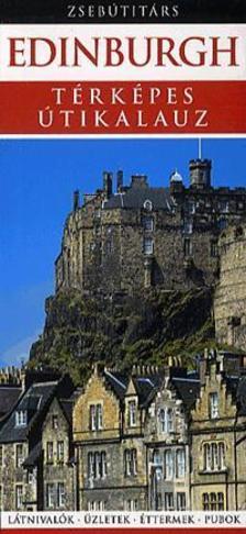 - Edinburgh - Térképes útikalauz