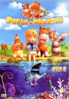 _ - Paula és barátai 1. - DVD
