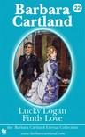 Barbara Cartland - Lucky Logan finds love [eKönyv: epub, mobi]