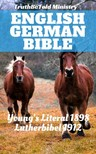 Joern Andre Halseth, Martin Luther, Robert Young, TruthBeTold Ministry - English German Bible [eKönyv: epub,  mobi]
