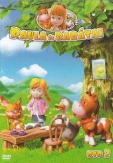 _ - Paula és barátai 2. - DVD