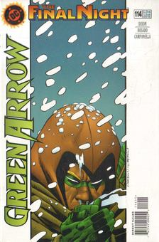Dixon, Chuck, Rosado, Will - Green Arrow 114. [antikvár]