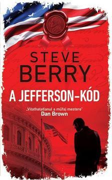 Steve Berry - A Jefferson-kód