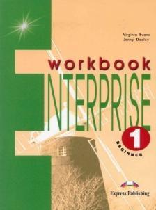 Jenny Dooley - Virginia Evans - ENTERPRISE 1 BEGINNER WORKBOOK