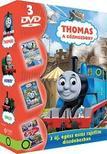 - Thomas, a gőzmozdony - 3 lemezes díszdoboz