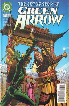 Dixon, Chuck, Rosado, Will - Green Arrow 113. [antikvár]