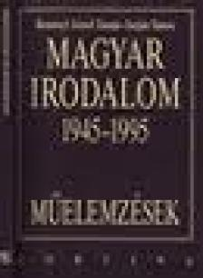 REMÉNYI-TARJÁN - MŰELEMZÉSEK-MAGYAR IRODALOM 1945-95